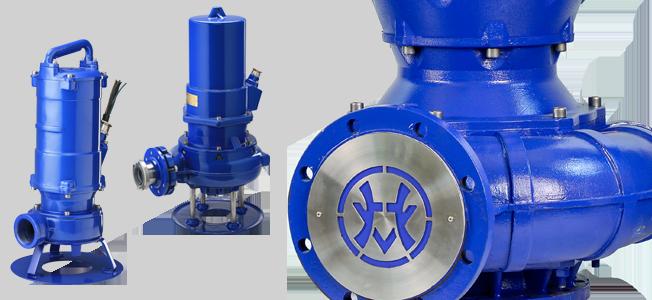 Pompy typu FZ produkcji Hydro-Vacuum S.A.